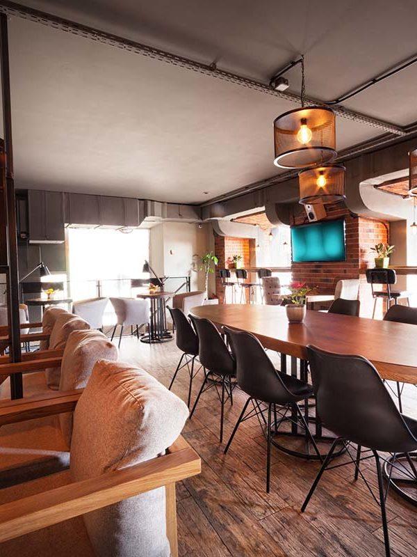Reforma restaurante en Barcelona